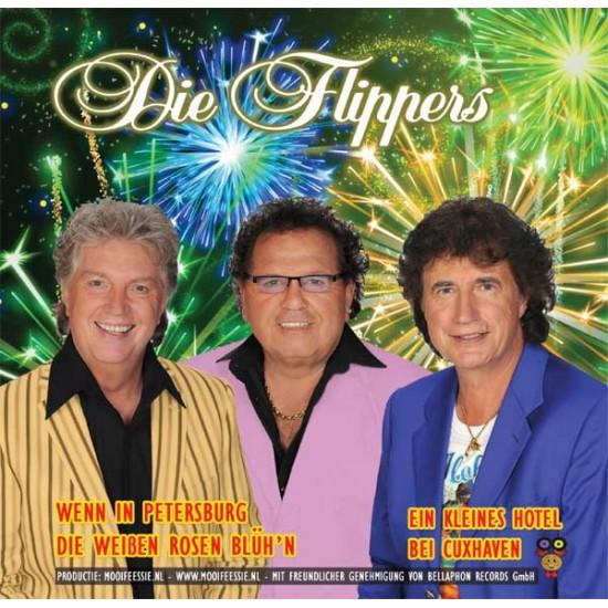 Die Flippers - Wenn in Petersburg die Weissen rosen bluh'n