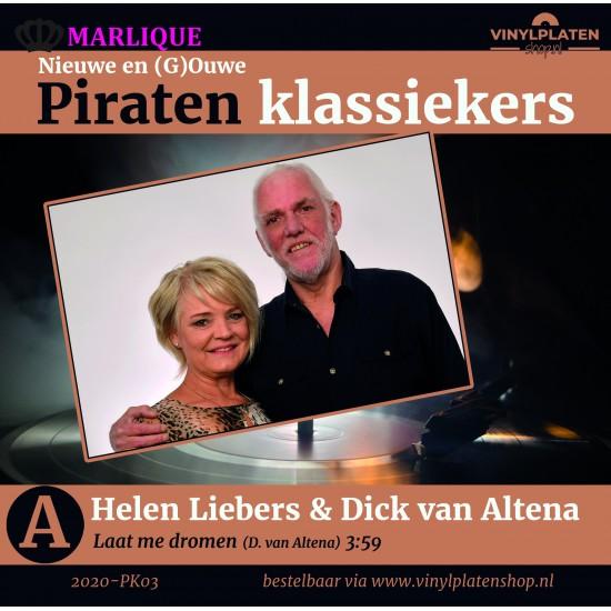 Helen en Wim Liebers - Laat Me Niet Meer Zo Alleen