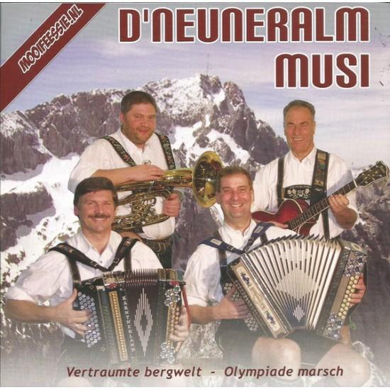 D'Neuneralm Musi - Vertraumte Bergwelt