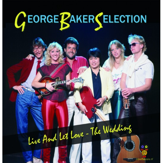 George Baker - Live And Let Love