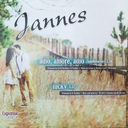 Jannes - Adio Amore Adio(knuffelversie)