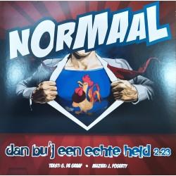 Normaal - Dan bu'j een echte held