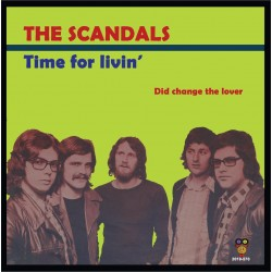The Scandals - Time for Livin'